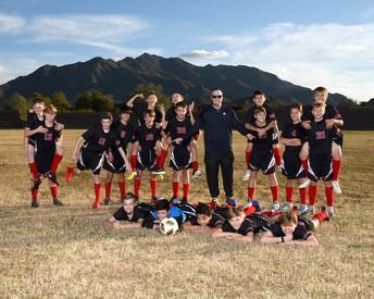 7th Grade Boys Soccer