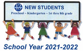 New Student Enrollment Now Open!