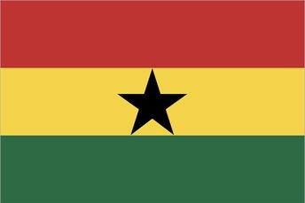 Flag of the month - Ghana