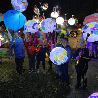 Hilton Head Lantern Parade