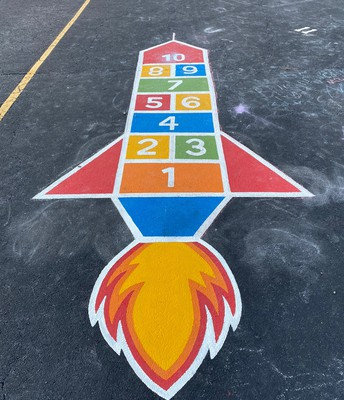 ☑️ The Blacktop Playground (Completed)