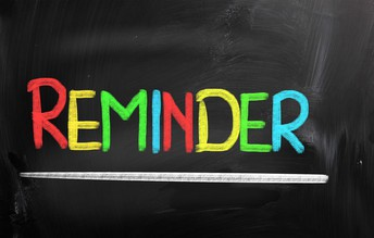 Covid and Attestation Reminders