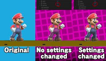 Change the Ultra Key Settings