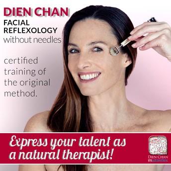 certified facial reflexology trainings