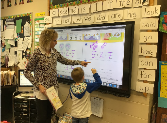 Promethean Panels in the Classroom