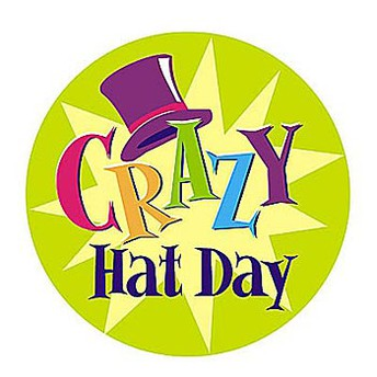 Relay for Life Crazy Hat Day Wed. Sept. 25th   $1 donation!