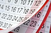2017-18 School Calendar Update
