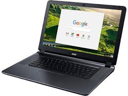 Letter to Parents About Chromebooks