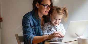 Uncharted Territory: 10 Technology Tips for Preschool Parents