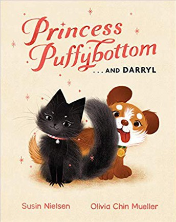 Princess Puffybottom...and Darryl