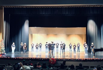 SHS Holiday Choir Concert