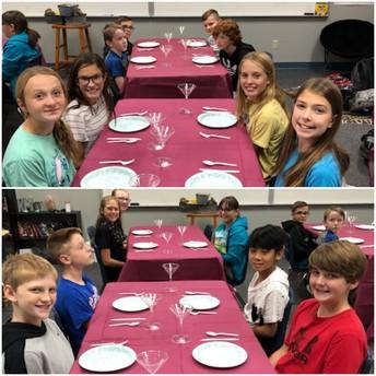 6th grade Leadership Class