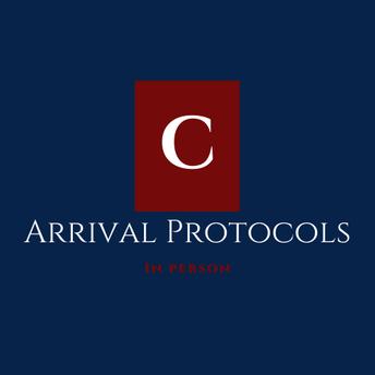 Arrival Protocol