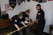 Law Enforcement/ Crime Scene Investigation