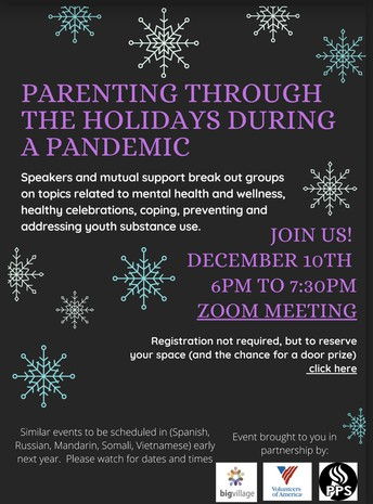 Parenting Through the Holidays During a Pandemic