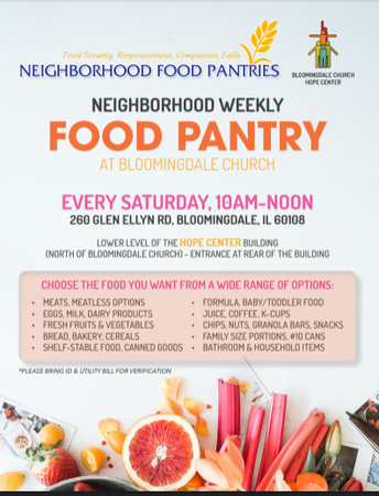 Neighborhood Family Food Pantry