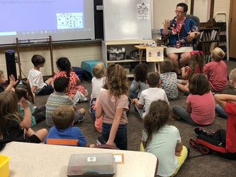 First grade in action learning