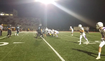 Mustangs Clash with Titans