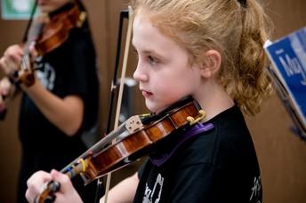 Prosper ISD Suzuki Violin Program Kindergarten Lottery - Deadline: May 31st