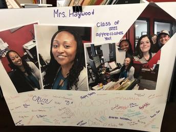Celebrating Ms. Candace