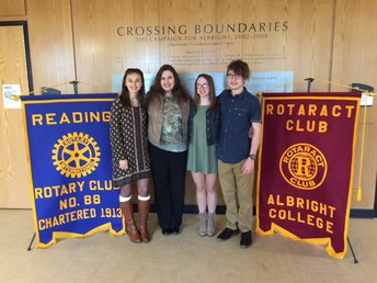 High School Students Compete in Speech Contest