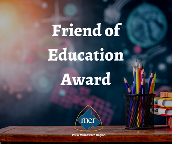 Friend of Education Nominations