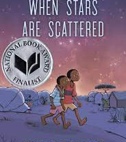 When Stars Are Scattered, written by Victoria Jamieson