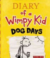 #2  Diary of a Wimpy Kid: Dog Days