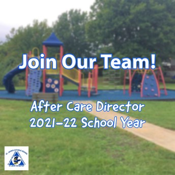 After Care Director Needed