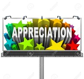 Faculty and Staff Appreciation Weeks