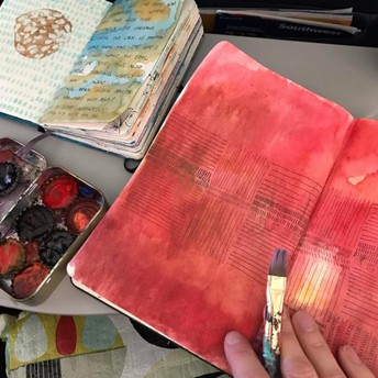 Level One Trauma-Informed Expressive Arts Therapy, Louisville, KY Kentucky Museum of Arts and Crafts--KMAC August 7, 8 & 9, 2019