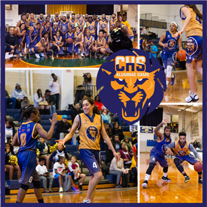 Seventh Annual Lady Panthers Alumnae Game - January 4