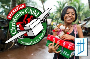 Operation Christmas Child Service Project