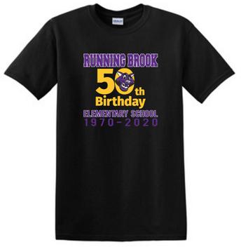 Buy Your Running Brook Birthday Swag!