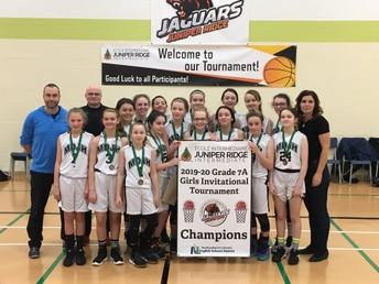 Girls' 7A Basketball