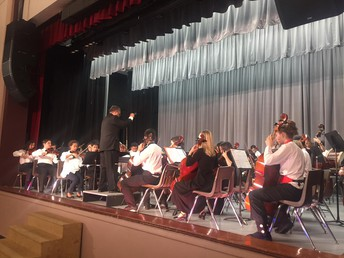 Orchestra Perfomance