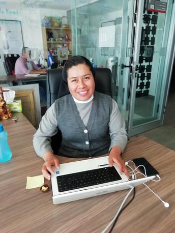 Te doy la más cordial bienvenida a UPAEP Online, soy Acela Miranda Calixto  y seré tu Tutora Virtual: