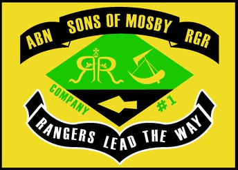 Sons of Mosby Motorcycle Association Chapters Contributing to the Memorial Project: