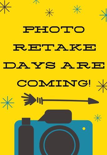 PHOTO RETAKE DAYS
