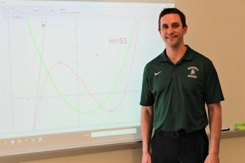MUSTANG SPOTLIGHT - MR. KEVIN KLEIN, MATH TEACHER AT STRONGSVILLE HIGH SCHOOL