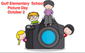 School Picture Day is October 2