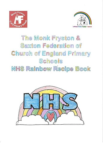 Recipe book in support of the NHS