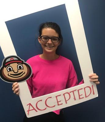 Got accepted?