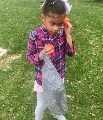 Beeping Easter Egg Hunt at OSSB - April 17, 2019