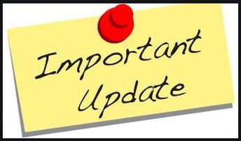Change in Instructional Calendar for Thursday & Friday (Oct. 8 & Oct. 9)