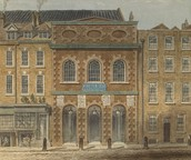 The First Opera House in the Haymarket