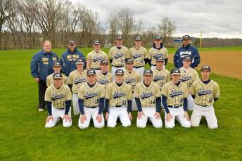 2018 District I Champion Baseball Squad