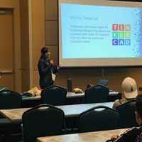 HSHP Tech Team Presents at SbyS Tech Leadership Conference