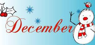 December Happenings