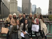 Touring Chicago